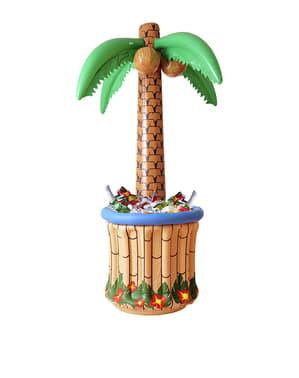 Nafukovací palma na uskladnění chlazených nápojů