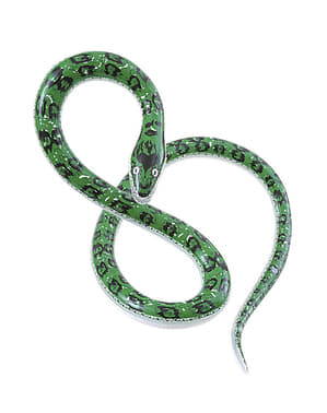 Serpente insuflável Halloween