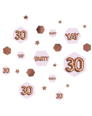 Confettis de table