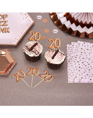 20 pics décoratifs pour gâteau
