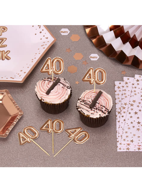 20 toppers decorativos