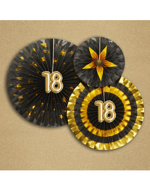 3 Evantaie de hârtie decorative variate