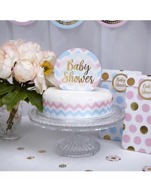 """Baby Shower"" dekoracija tort - Pattern Works"