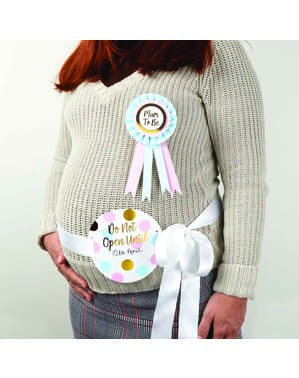 """Noul kit de maternitate """"Mamă în devenire"""" - Modelul funcționează"""