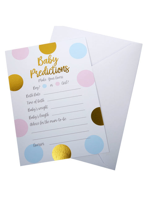 10 cartes pronostics sur la naissance