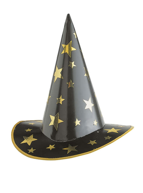 Starry Wizard Hat