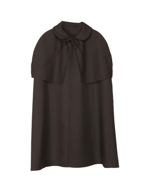 Plášť černý