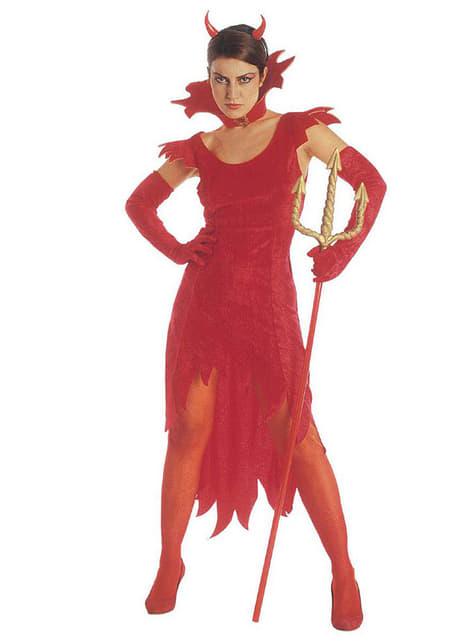 Disfraz de reina del Inframundo