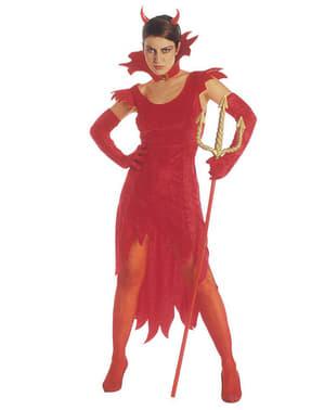Koningin van de onderwereld kostuum
