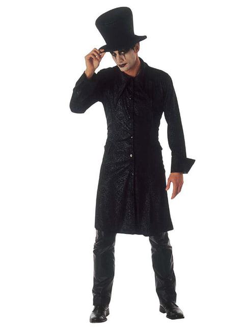 Gothic kostuum voor mannen
