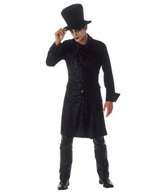 Disfraz de gótico para hombre
