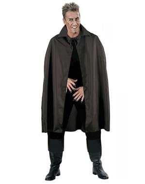 Plášť pro dospělé černý