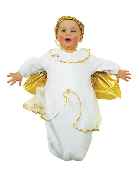 Strój święty aniołek dla niemowląt