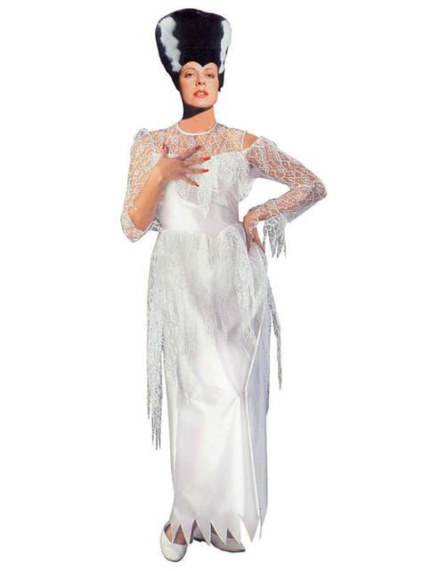 Bruid van Frankenstein kostuum