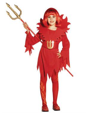 Costume da diavoletta da bambina