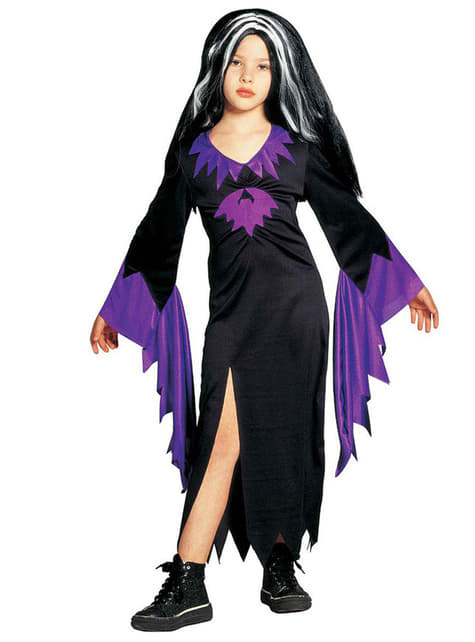 Girls Queen of Bats Costume