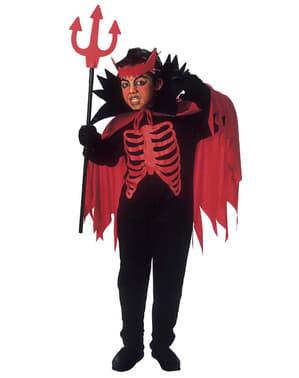 Teufel der Unterwelt Kostüm für Jungen