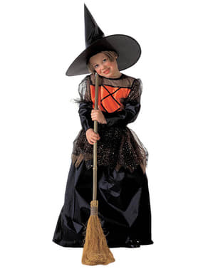 Girls Good-looking Witch Costume