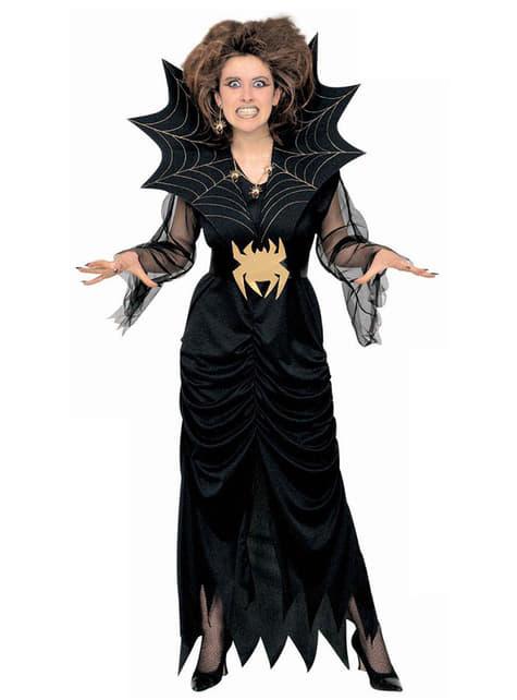 Disfraz de reina de las arañas