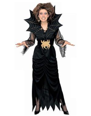 Heksen van de spinnen kostuum voor dames