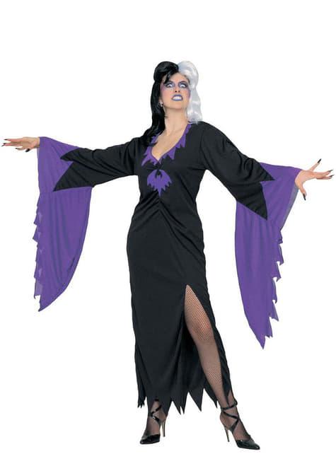 Disfraz de reina de murciélagos