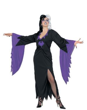 Costum de regină liliac