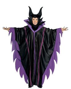 Maleficent maskeraddräkt