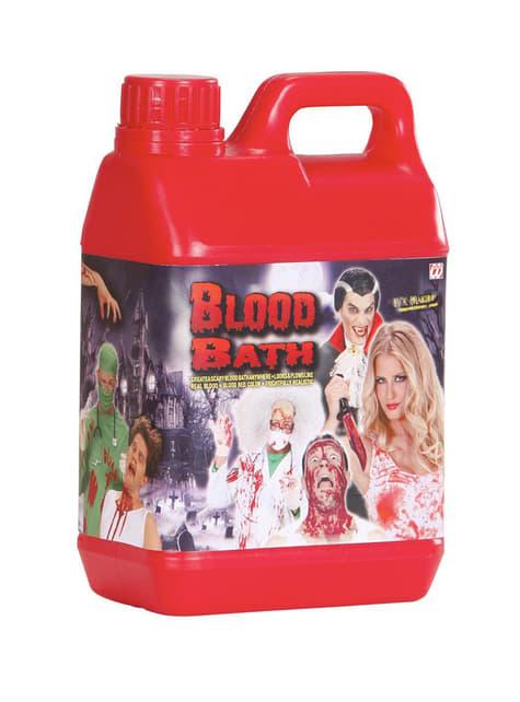 Кутийка с фалшива кръв