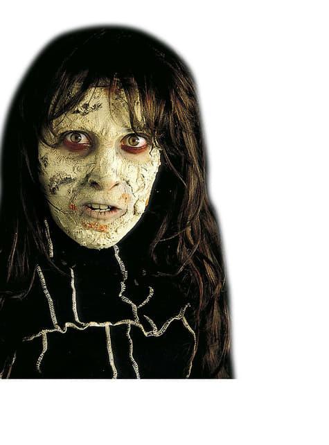 Maquillaje de piel zombie - para tu disfraz