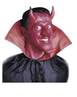 Ensemble de prothèses cornes de diable