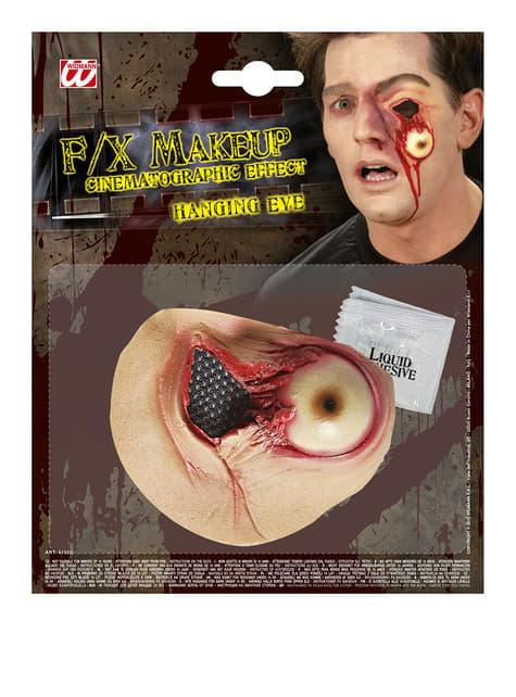 Proteza zwisające oko