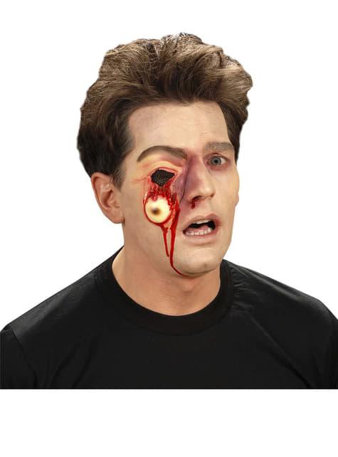 Hanging Eye Prosthesis