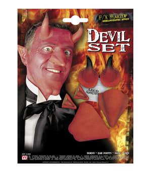 Ensemble de prothèses de diable