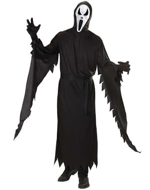 Moordenaar scream kostuum