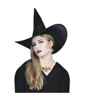 Witch Necklace and Earrings