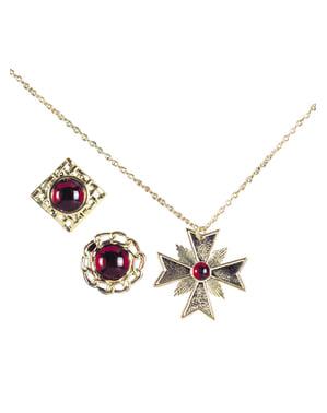 Медальйон і кільця Дракули