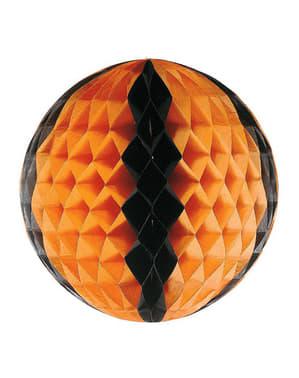 Halloween Panelled Globe