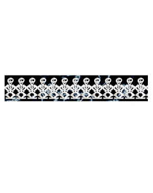 Guirlande de squelettes