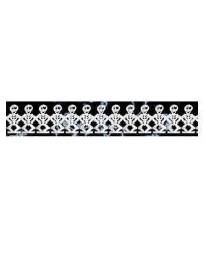 Guirnalda de esqueletos