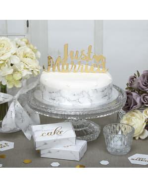 Decorazioni per torta