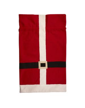 Huopasäkki lahjojen paketoimiseen – Dear Santa