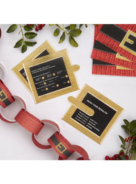 10 tarjetas divertidas - Dear Santa
