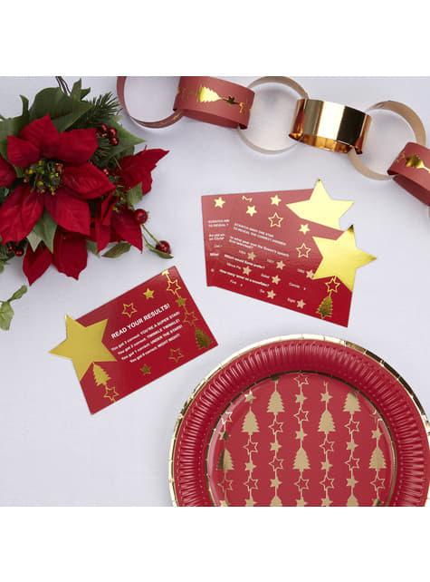 10 hupikorttia – Dazzling Christmas
