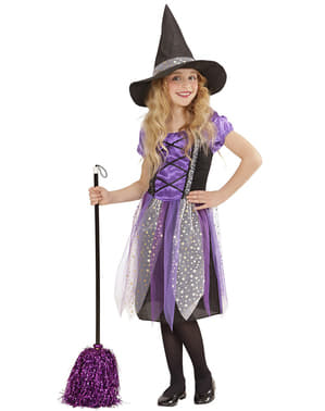 Girls Star Witch Costume