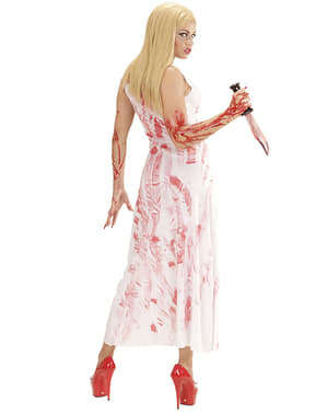 Жіночий сексуальний костюм крові дівчинки