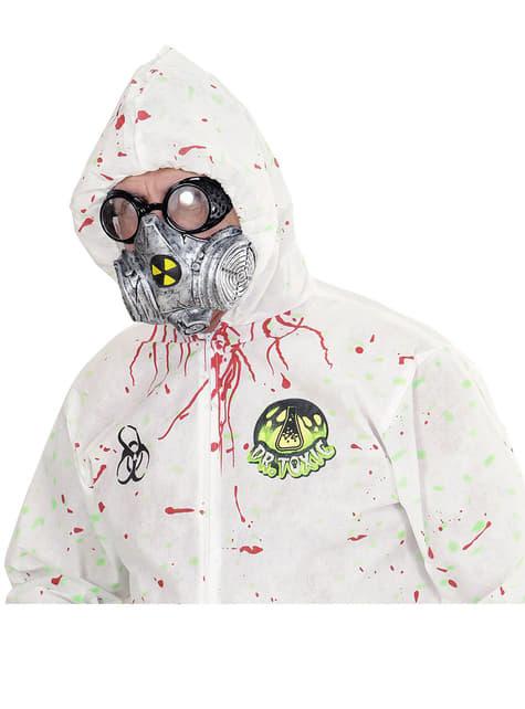 Maska naukowca nuklearnego