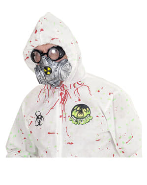 Mask nuclear scientist