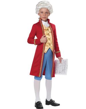 Fato de Mozart para menino