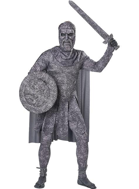 Disfraz de estatua romana para hombre