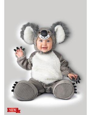 Disfraz de koala encantador para bebé